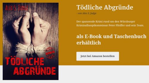 Website von Alex S. Judge